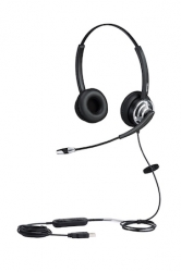 MRD-805UC Binaural USB headset for UC