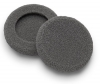 PLANTRONICS DuoSet foam ear cushions (1 PAIR). 43937-01