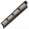 Allen Tel AT66-PNL-12 Category 6 Patch Panel, 12 Port