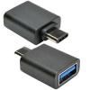 TRIPP LITE USB 3.1 Gen 1 Adapter, USB Type-C to USB Type-A M/F 5 Gbps (U428-000-F)