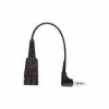 GN NETCOM 8734-749:  3.5mm adapter
