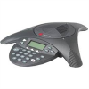 POLYCOM 2200-16000-001:  SoundStation2 conference phone, non-expandable, w/display